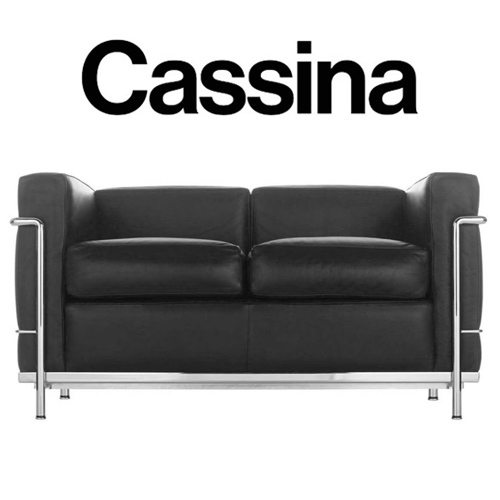 Le corbusier by cassina for Mornata arredamenti milano